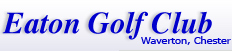 Eaton Golf Club logo